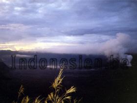 Morgens am Mount Bromo