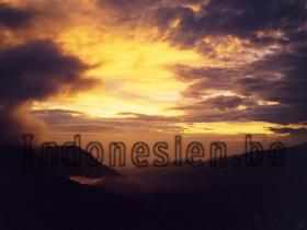Sunrise am Bromo