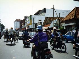 Yogyakarta, Postamt