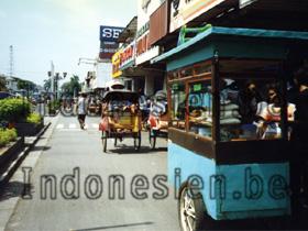 Yogyakarta, Warungs